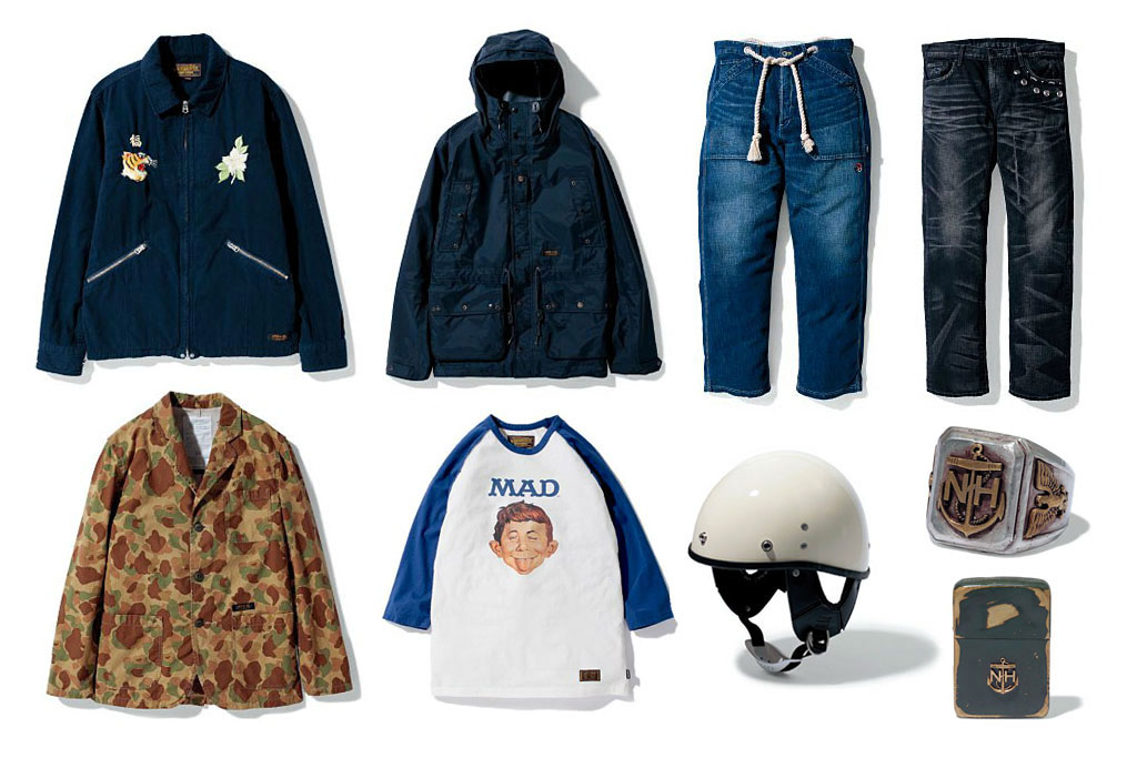 """NEIGHBORHOOD 2012 Spring/Summer """"LESS THAN ZERO"""" Collection March Releases"""