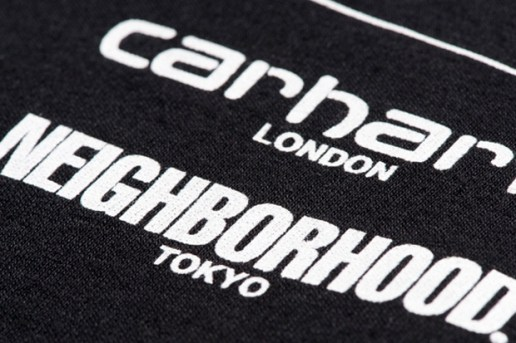 NEIGHBORHOOD x Carhartt WIP Announcement