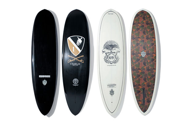 neighborhood x eno surfboards 2012 charie series surfboards