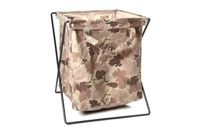 NEIGHBORHOOD Camo Laundry Hamper