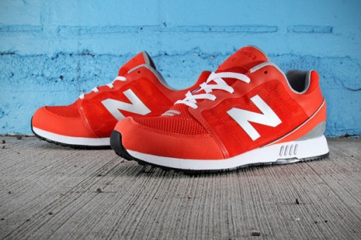 New Balance 2012 Spring/Summer ML571 Hunter Orange/Silver