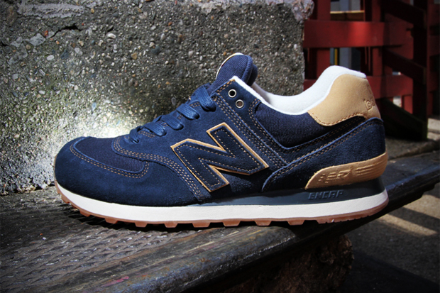 new balance 574 workwear pack