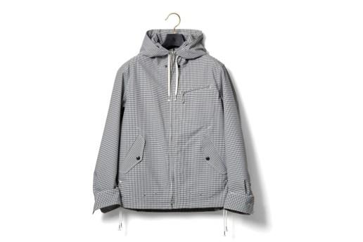 NEXUSVII 2012 Spring/Summer Windstopper Hooded Jacket