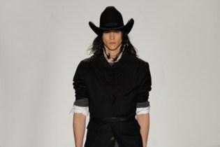 Nicholas K 2012 Fall/Winter Collection