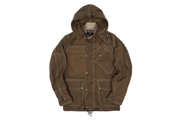 nigel cabourn 2012 spring summer surface jacket