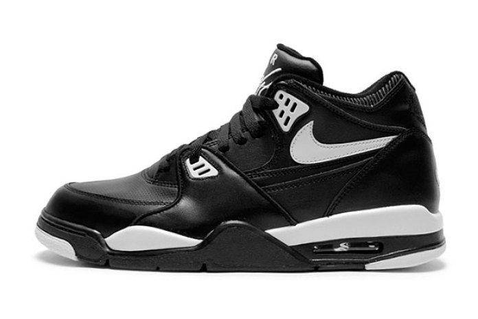 Nike 2012 Spring Air Flight '89 Black/Zen Grey
