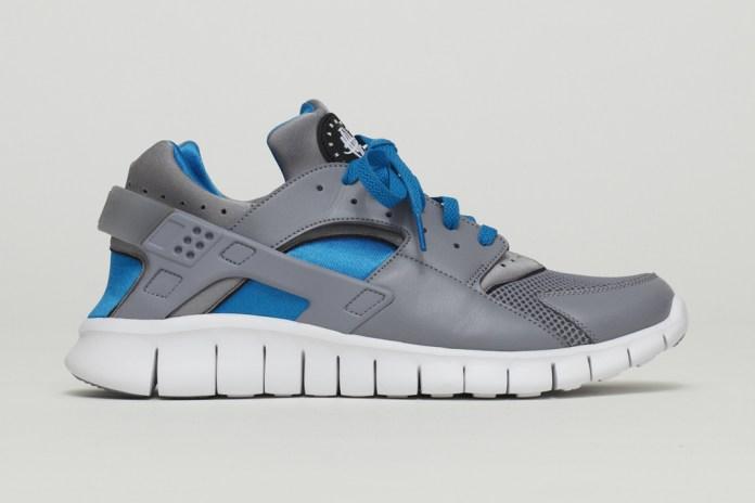 Nike 2012 Spring/Summer Huarache Free Run Stealth