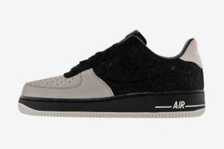 "Nike Air Force 1 Low VT Premium ""Anthracite/Grey"""