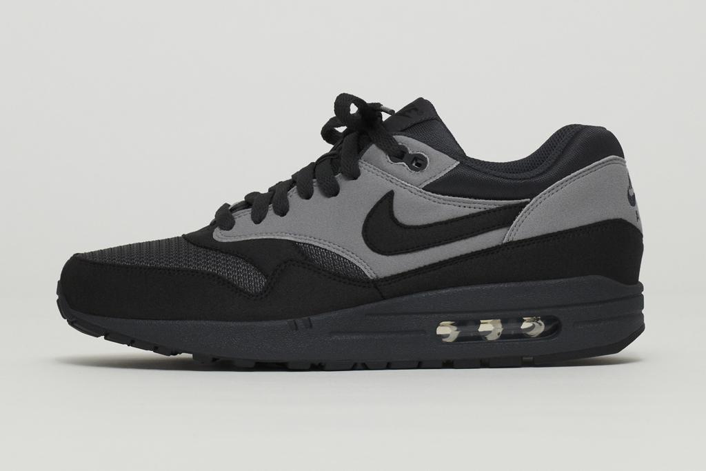 """Nike Air Max 1 """"Black/Reflective"""""""