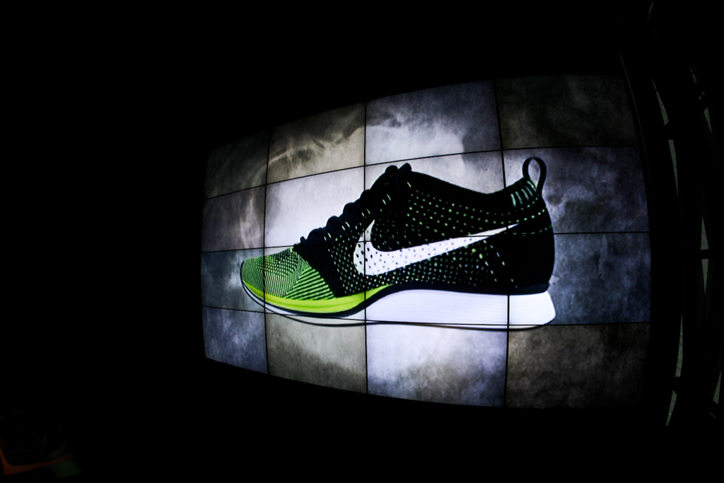 Nike HTM Flyknit Collection Launch @ Nike 1948 London