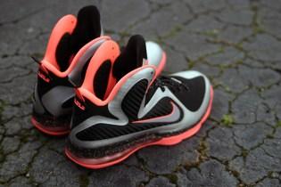 """Nike LeBron 9 """"Bright Mango"""""""