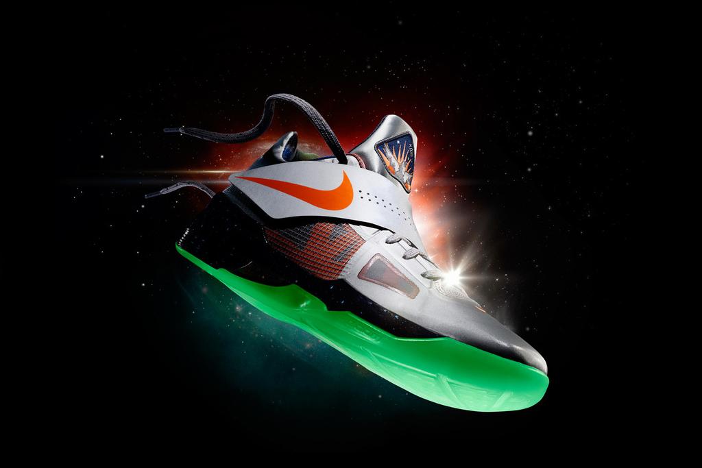 Nike NBA 2012 All-Star Game Footwear Releases