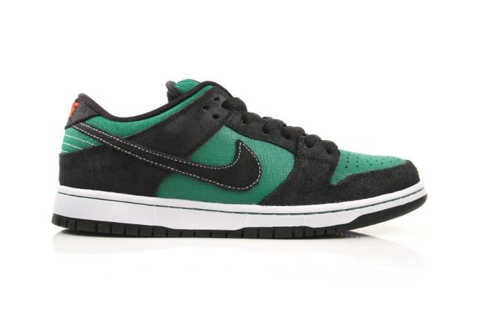 "Nike SB Dunk Low Pro ""Pine Green"""