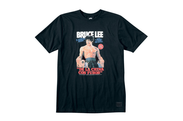 Nike SB P-Rod Bruce Lee T-Shirt Collection