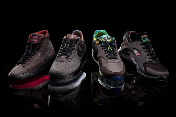 """Nike Sportswear 2012 """"Black History Month"""" Collection"""
