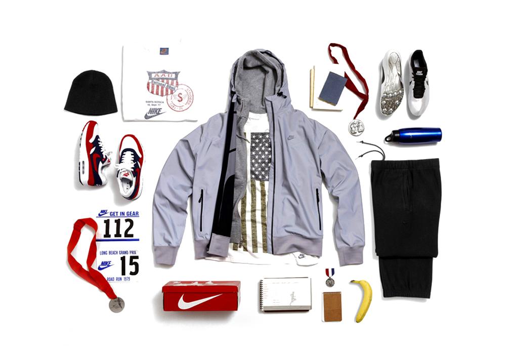 nike sportswear 2012 track field collection