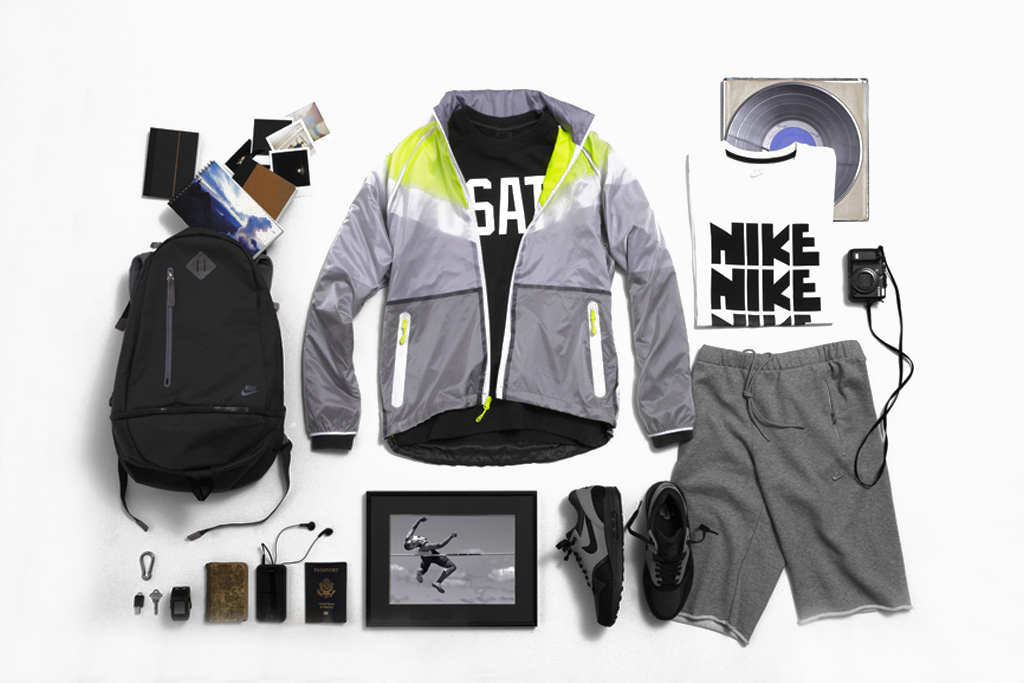 "Nike Sportswear 2012 ""Track & Field"" Collection"