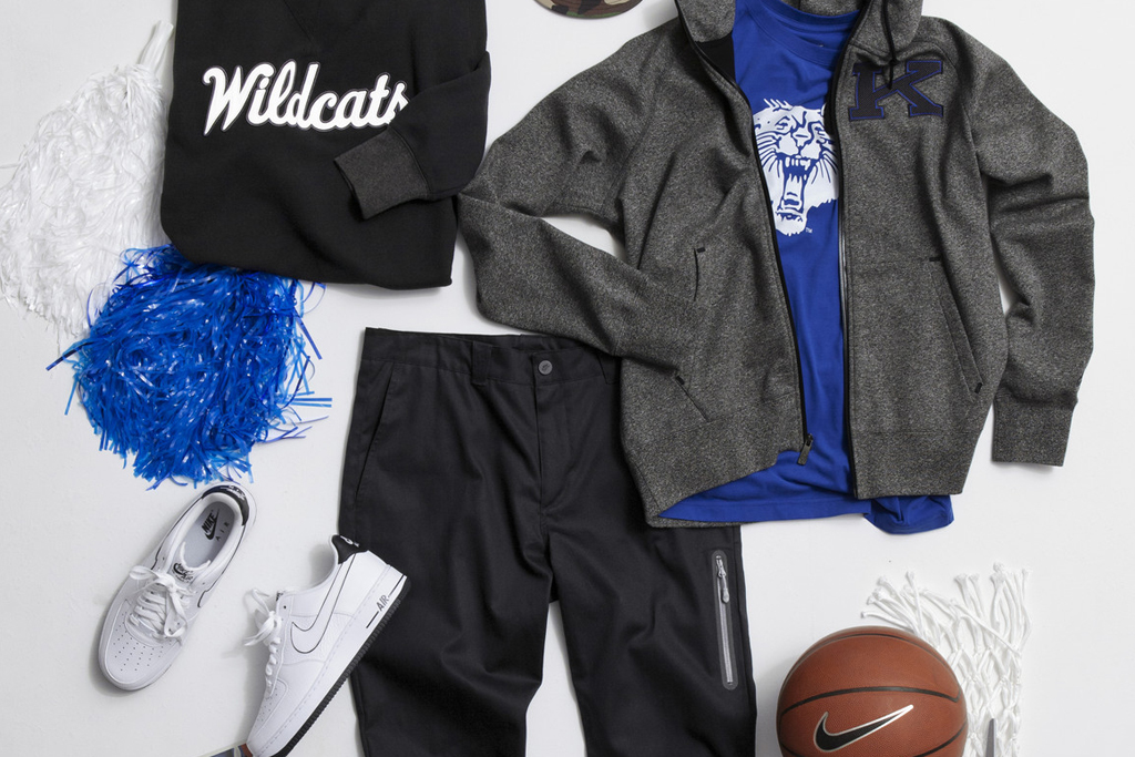 Nike Sportswear 2012 Spring Basketball Collection