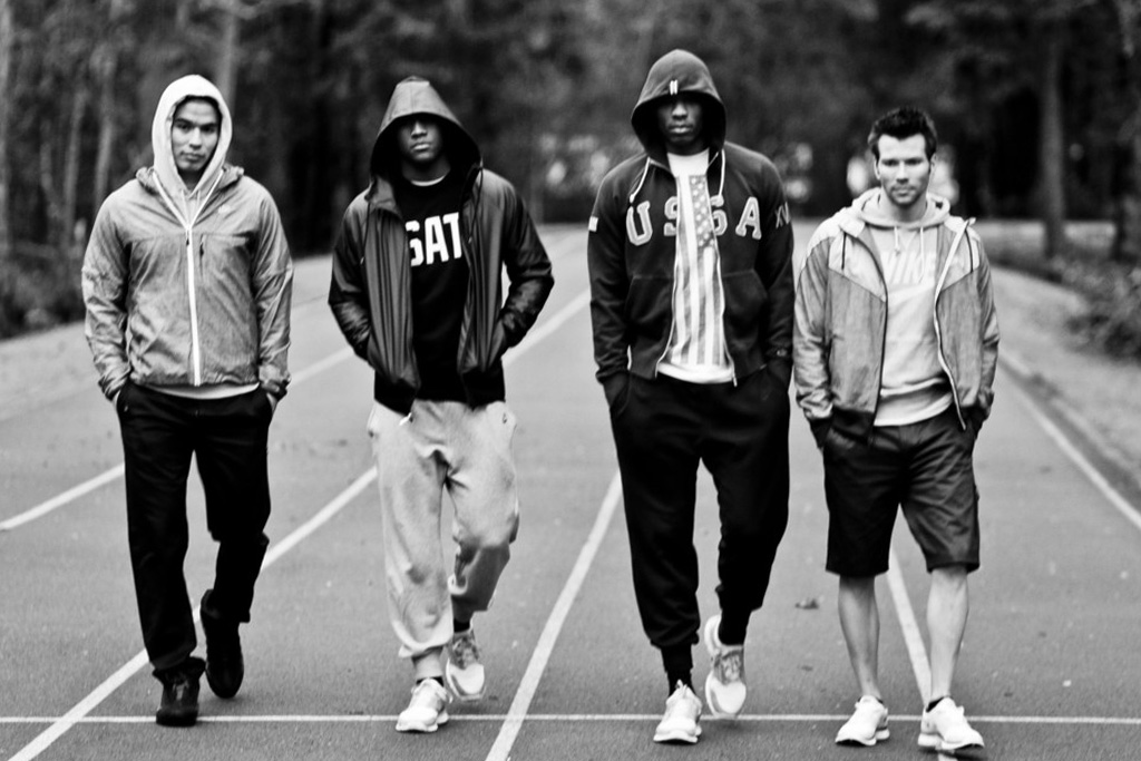 Nike Sportswear 2012 Spring Track and Field Collection
