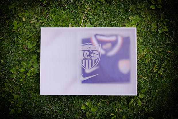 Nike USA Away National Team Kit