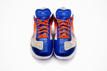 Nike Zoom Hyperfuse Low iD by Jeremy Lin