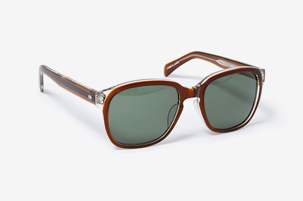 nonnative x Kaneko Optical Drifter Sunglasses 2012 Capsule Collection