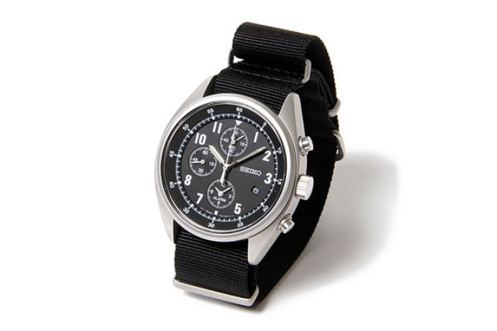 nonnative × SEIKO 2012 Spring/Summer Chronograph Watch