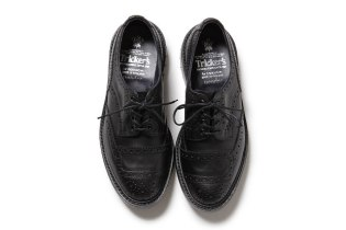 nonnative x Tricker's Rider Shoes in Cow Leather