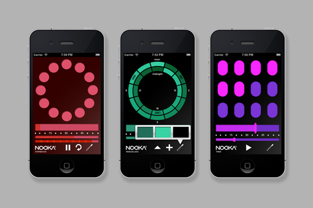 Nooka iPhone Application
