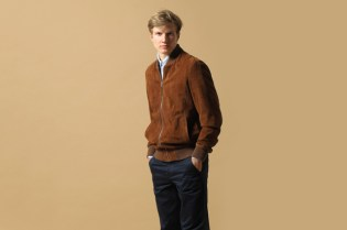Norse Projects 2012 Spring Lookbook