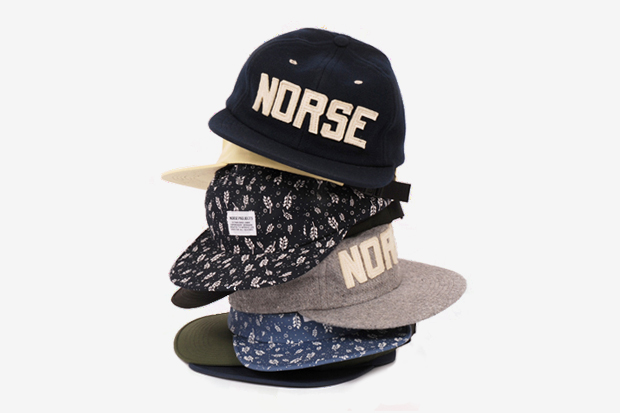 Norse Projects 2012 Spring/Summer Caps