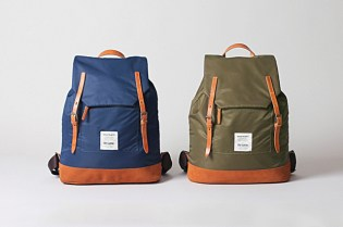 Norse Projects x Ally Capellino Fjell Rucksack
