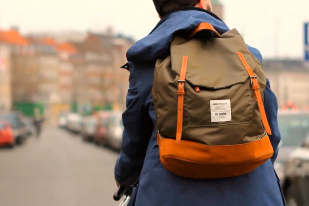 Norse Projects x Ally Capellino Fjell Rucksack Video