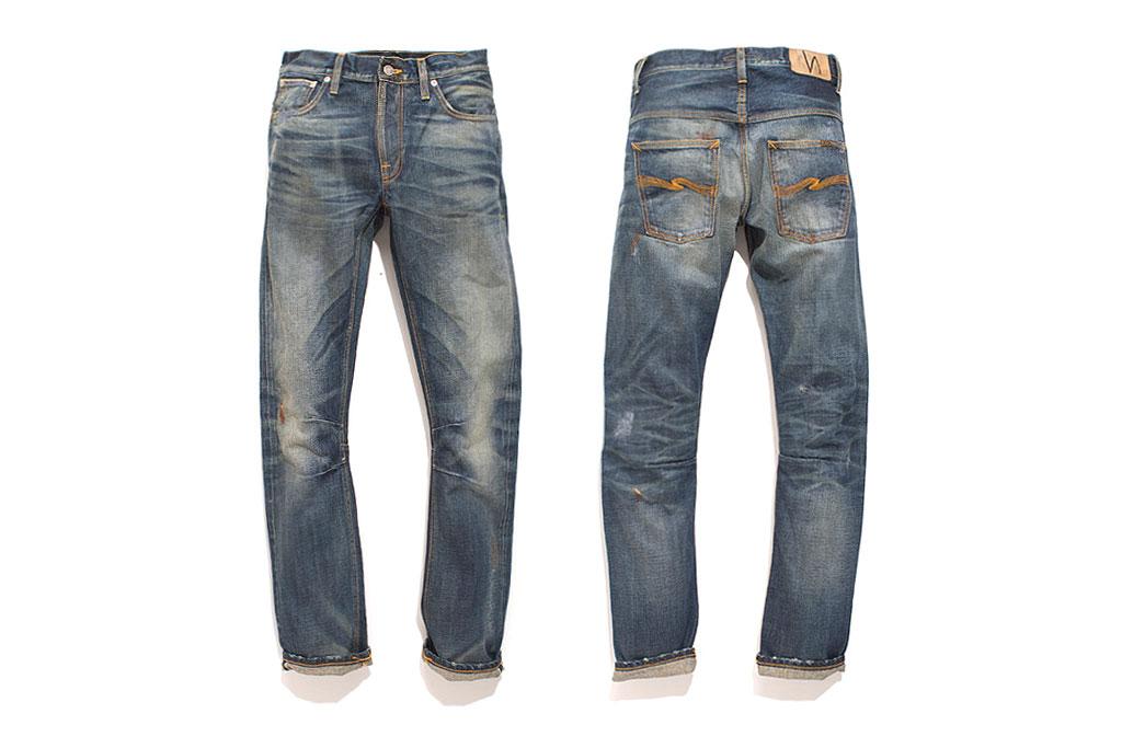 Nudie Jeans LAB 30 Selvage Denim