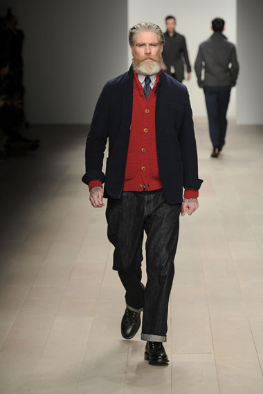 Oliver Spencer 2012 Fall/Winter Collection