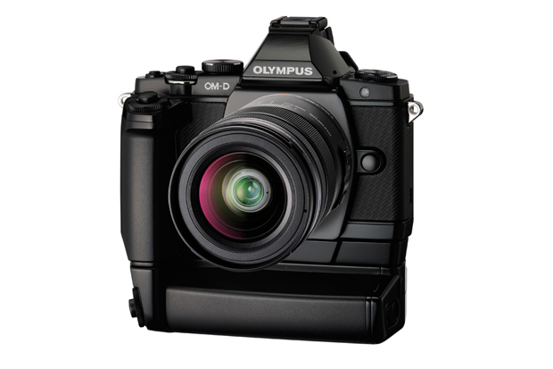 Olympus OM-D E-M5 Preview