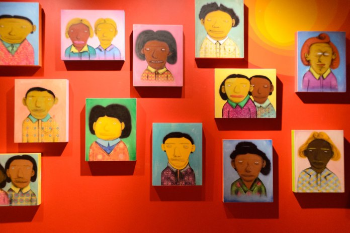 """Os Gemeos """"Miss You"""" Exhibition @ PRISM GALLERY"""