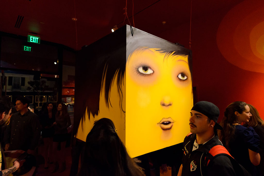 http://hypebeast.com/2012/2/os-gemeos-miss-you-exhibition-prism-gallery