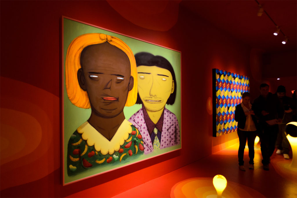 "Os Gemeos ""Miss You"" Exhibition @ PRISM GALLERY"