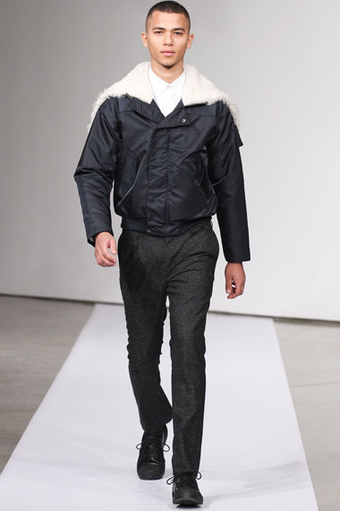 Patrik Ervell 2012 Fall/Winter Collection