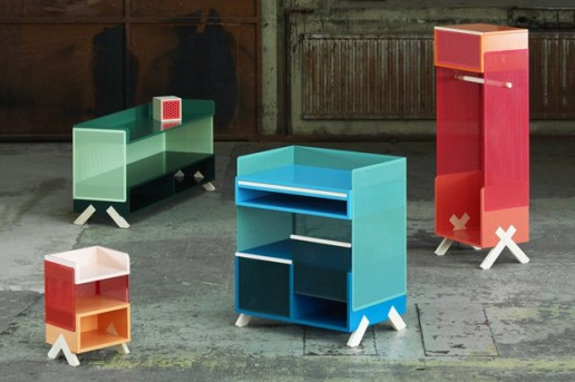 PEEP Storage Units by Note Design Studio