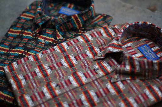 Pendleton 2012 Spring/Summer Expedition Corduroy L/S Shirt