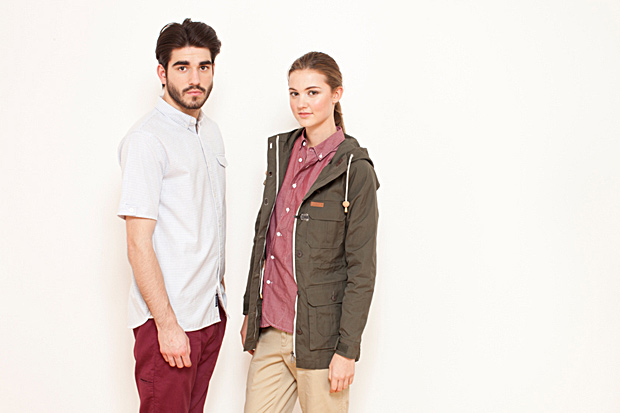 Penfield 2012 Spring/Summer Collection Lookbook