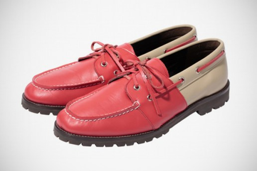 PHENOMENON 2012 Spring/Summer Leather Moccasin