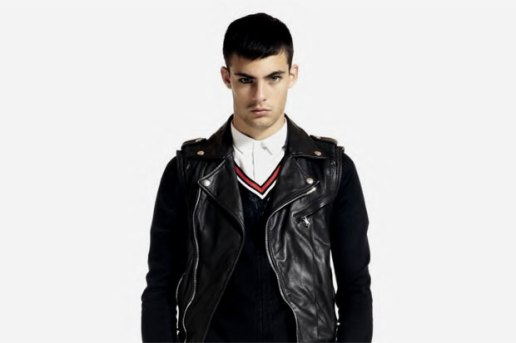 Pierre Balmain 2012 Spring/Summer Lookbook