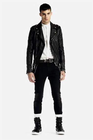 pierre balmain 2012 spring summer lookbook