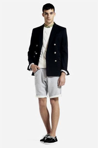 Pierre Balmain 2012 Spring/Summer Lookbook
