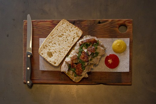 HYPEBEAST Eats... Porchetta Sandwich by Meat & Bread