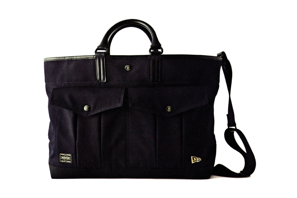 porter x new era tokyo store exclusive 2 way bag