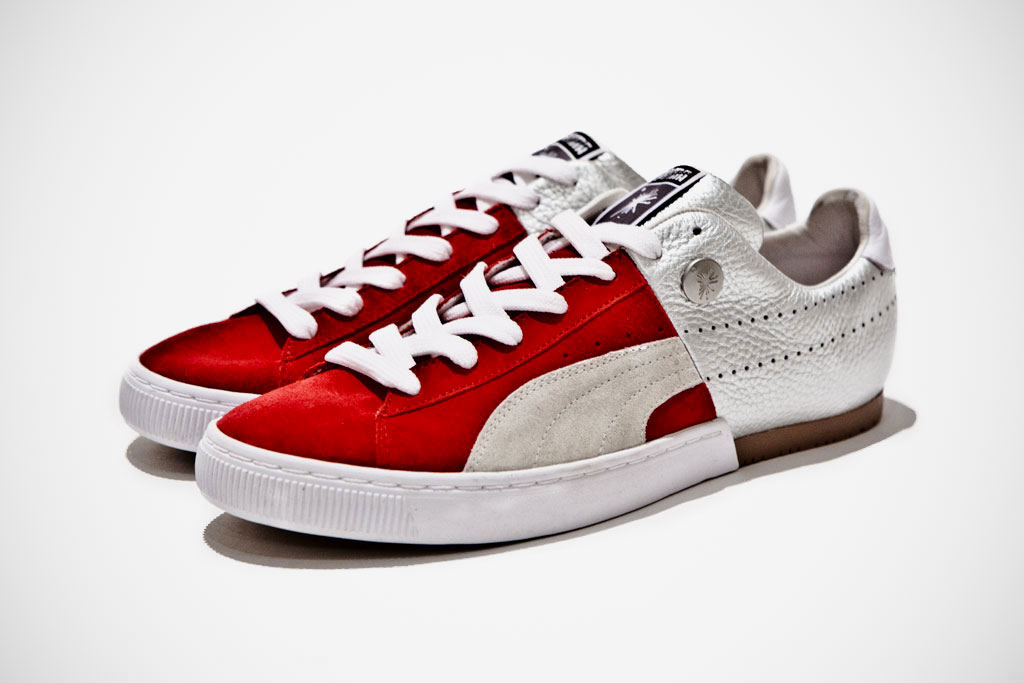 PUMA by MIHARAYASUHIRO 2012 Spring/Summer My-Tennis Lo Collection